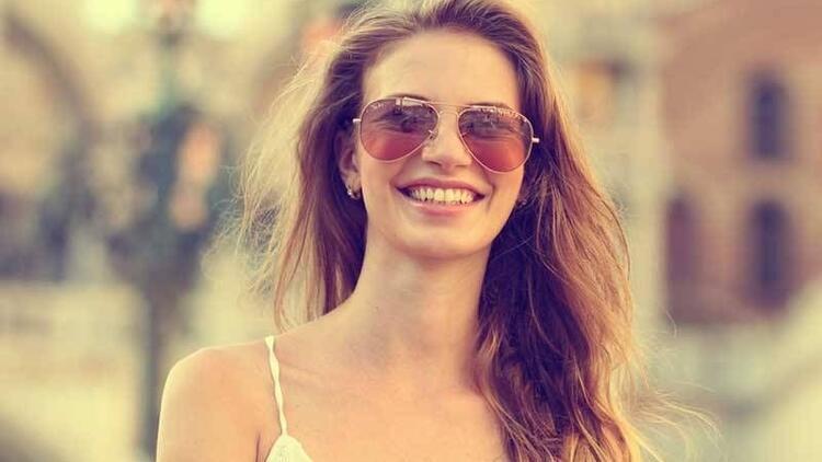 Tatile çıkarken yüksek korumalı gözlük şart!