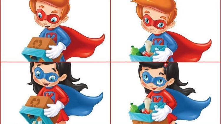 Süper kahramanlar göreve!