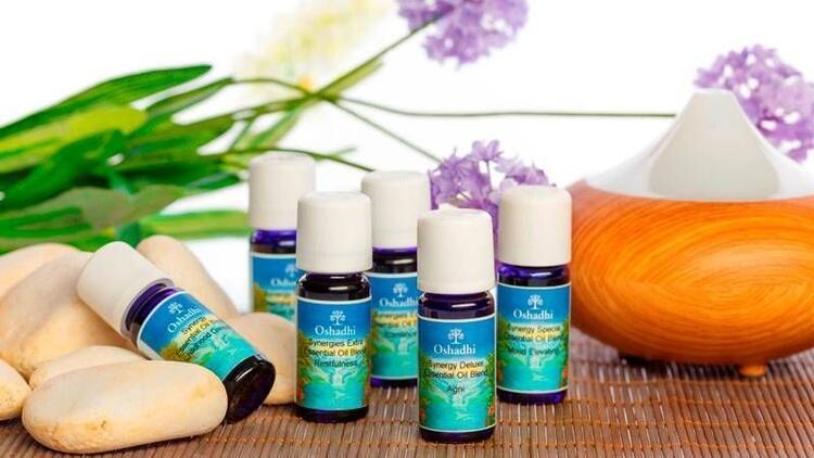 Keyifli ve sağlıklı bir yıl için: Oshadhi Aromaterapi