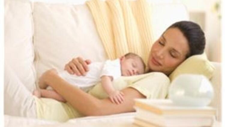 Bebeklik döneminde uyku sorunu