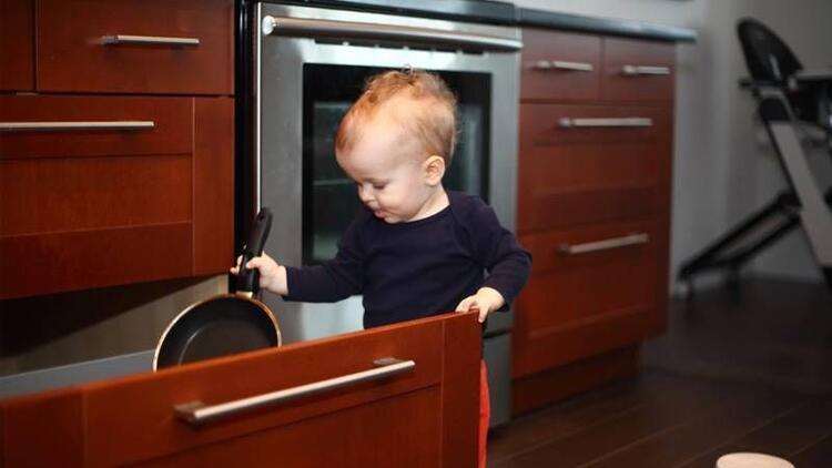 Dikkat! Evinizdeki en tehlikeli bölge mutfak
