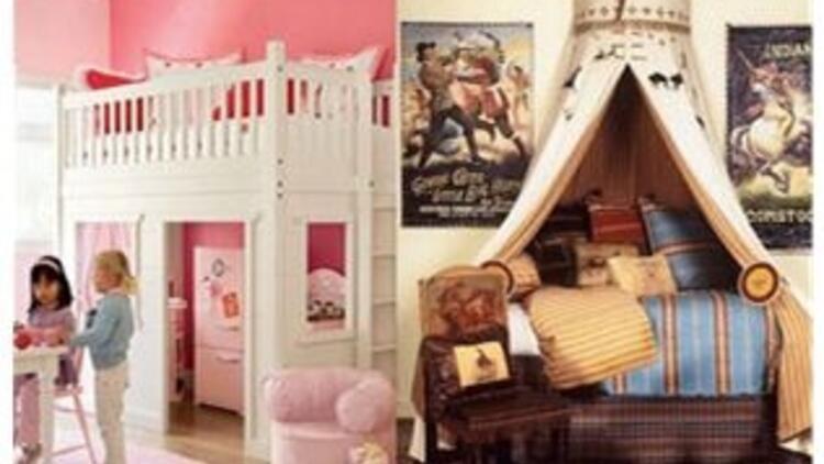 Çocuğunuzun odası nasıl olmalı?