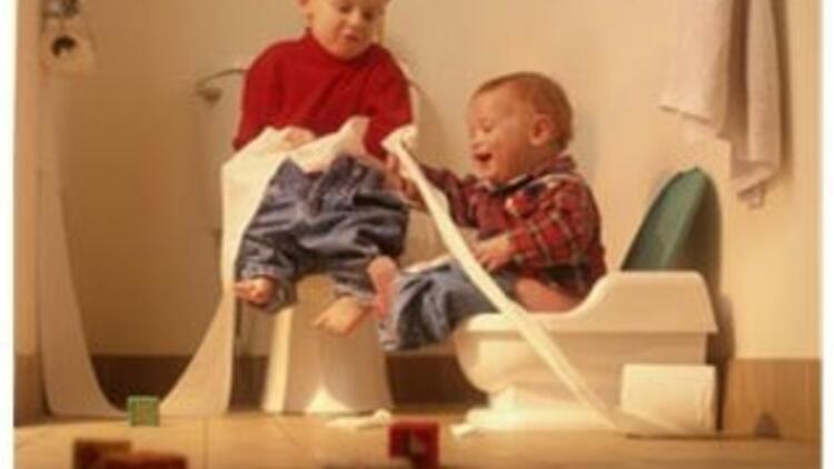 Çocuğunuzu tuvalete alıştırma süreci
