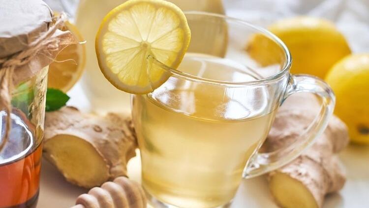 Zencefil çayı kilo vermeye yardımcı oluyor