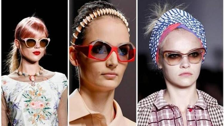 2013'ün en trend güneş gözlükleri