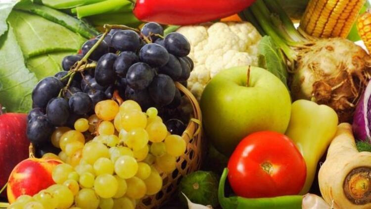 Bu sebze ve meyveler hayat kurtarıyor