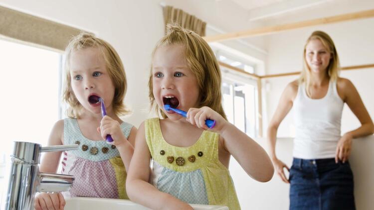 Çocuğunuzun diş tedavisi önemli!