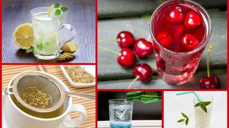 Oruçluyken sağlığınızı koruyacak 5 içecek
