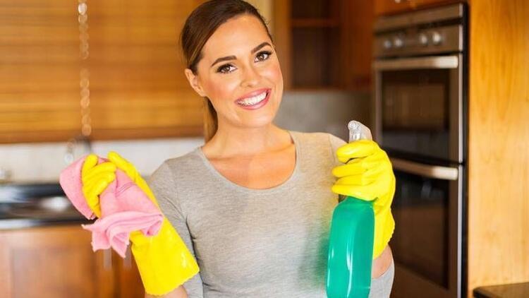 Bayram temizliği yapmak kilo verdiriyor