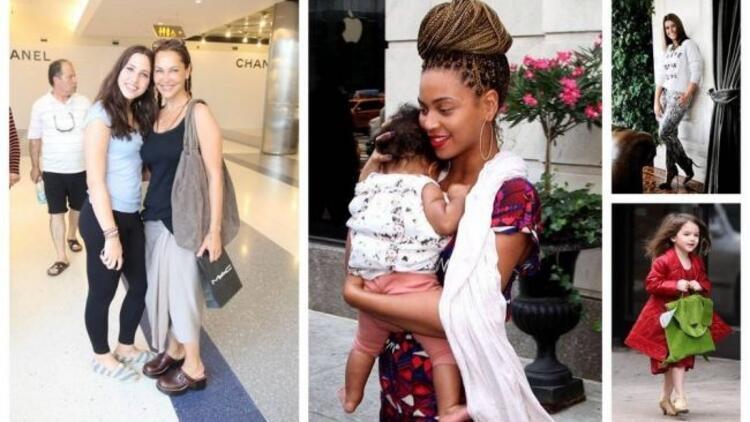 Ünlü anne-babanın çocuğu olmak…