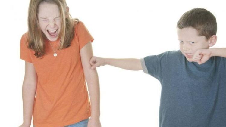 Etrafına zarar veren bir çocuğunuz mu var?