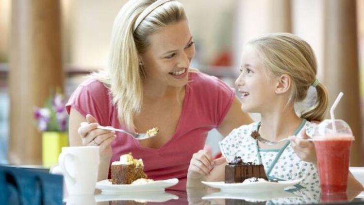 Beslenme alışkanlığı aileden geliyor
