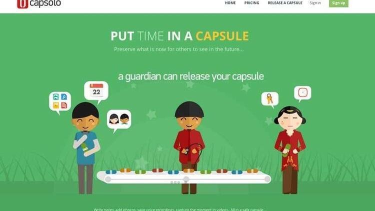 Capsolo.com ilk kapsülünüzü hediye ediyor!