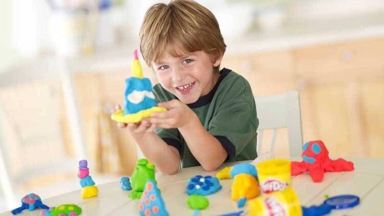 Play-Doh oyun hamurlarında sürpriz indirim!