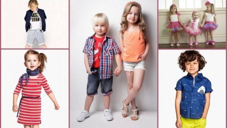 2013 yazlık çocuk kıyafetleri
