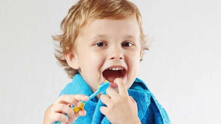 Çocuklarda diş çürümesini önlemenin yolları!