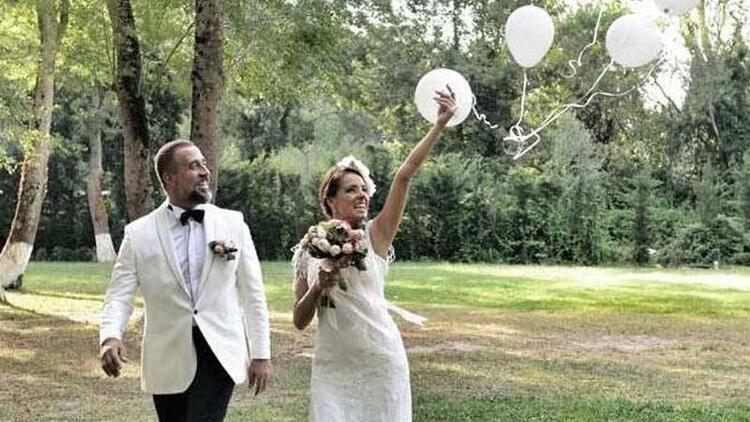 Ünlü oyuncu Doğa Rutkay evlendi!