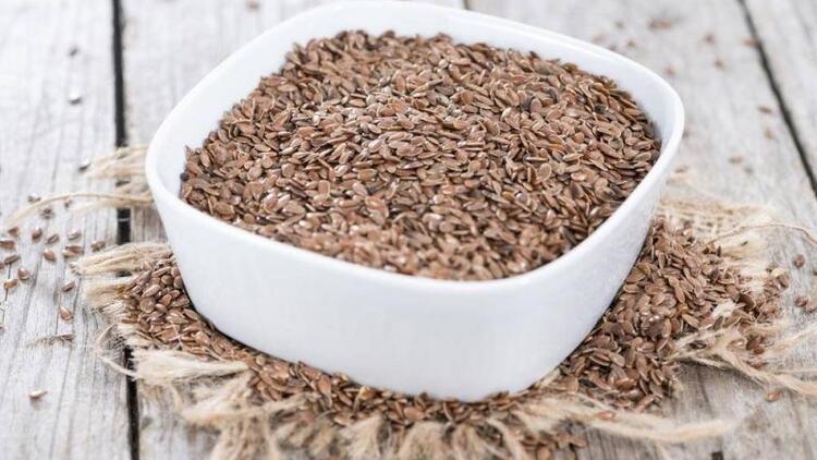 Keten tohumu kilo vermeyi hızlandırıyor