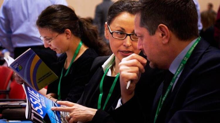 Tissue World İstanbul 2014 Konferansı