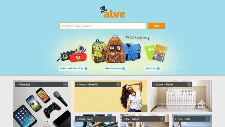 Alve.com'la okula dönüş bu yıl çok daha hesaplı!