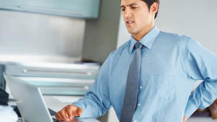 İş yerinde omurganızı korumanın 10 yolu