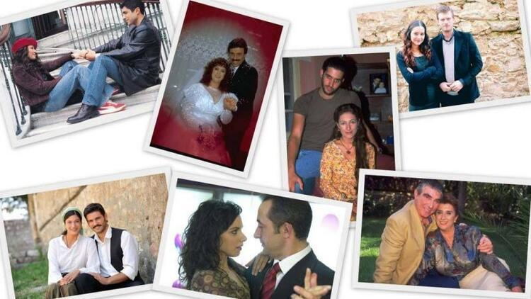 Unutulmaz dizi aşkları