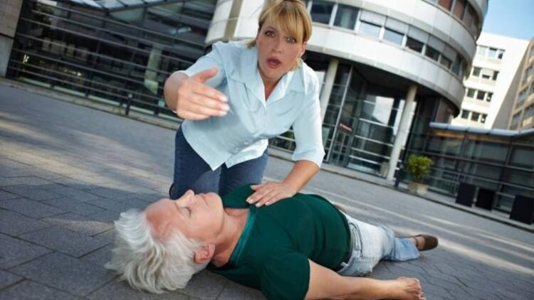 Sara krizinde ilk yardım