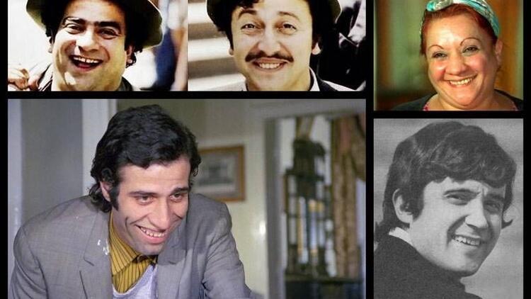 Gülüşüyle hafızalara kazınan ünlüler