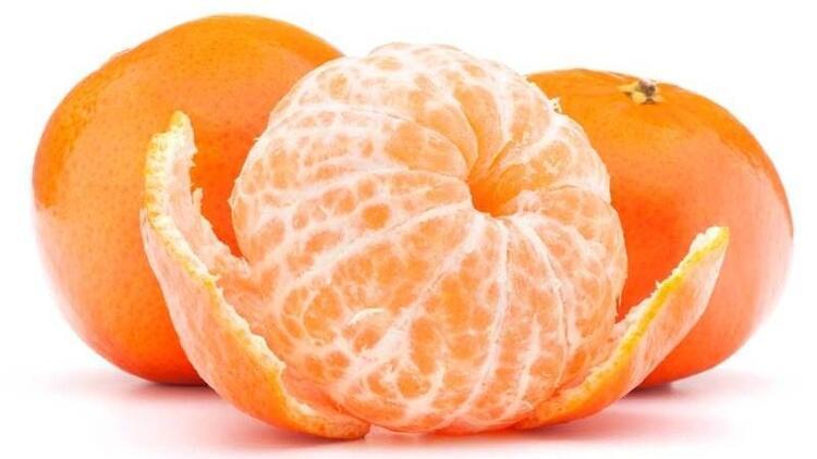 C vitamini deposu mandalinanın 8 faydası