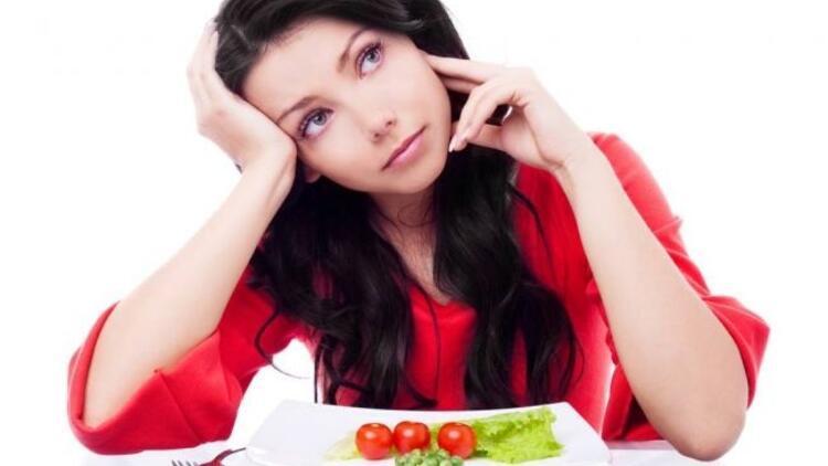 Ağır diyetler hafızayı zayıflatıyor