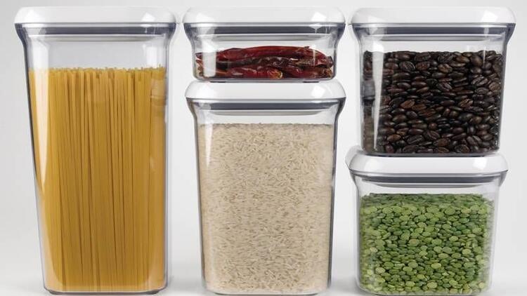 Mutfak dolaplarınız artık daha düzenli