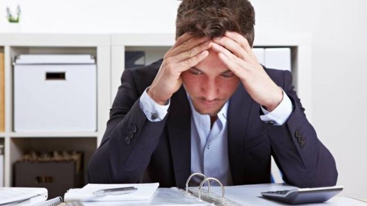 İş stresi kalbinizin de düşmanı!