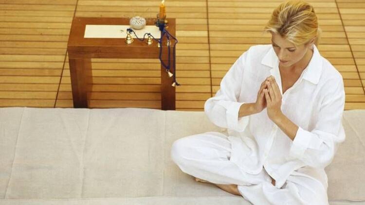Telefonla meditasyon dönemi başladı