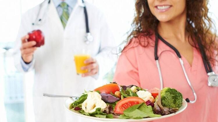 Gut hastalığının tedavisi için doğru diyet önemli!