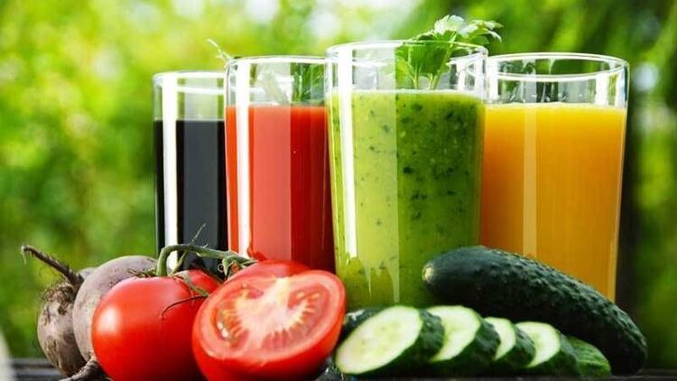 Kış mevsimi için 4 lezzetli detoks suyu