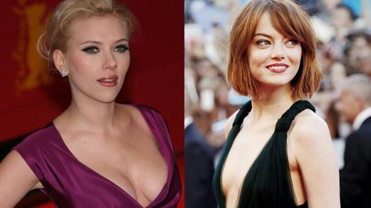 Hollywood'un en seksi 22 kadını