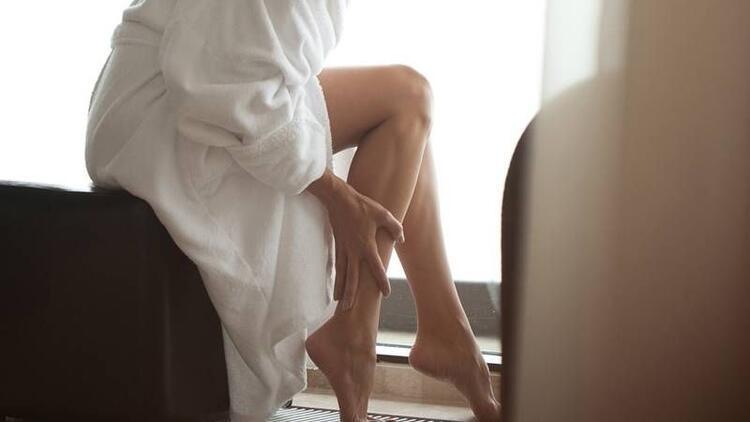 Süt ve balın mucizevi etkisiyle bakımlı bacaklar!