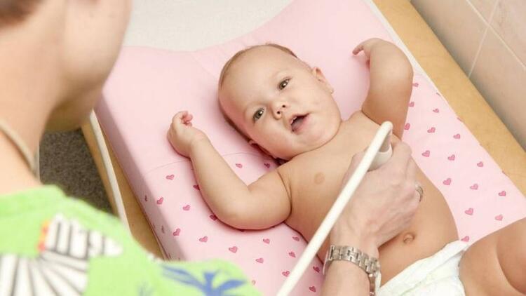 Bebeklere uygulanan en önemli 2 ultrasan