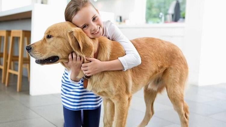 Hayvan sevgisi çocuğun gelişimine katkıda bulunuyor!