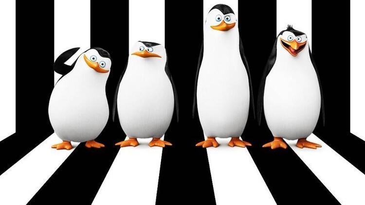Madagaskar Penguenleri şimdi beyaz perdede!