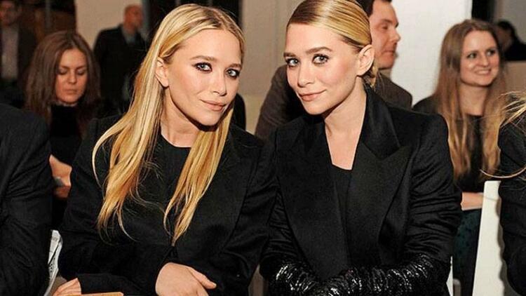 Moda ikonu kardeşler: Mary Kate ve Ashley Olsen