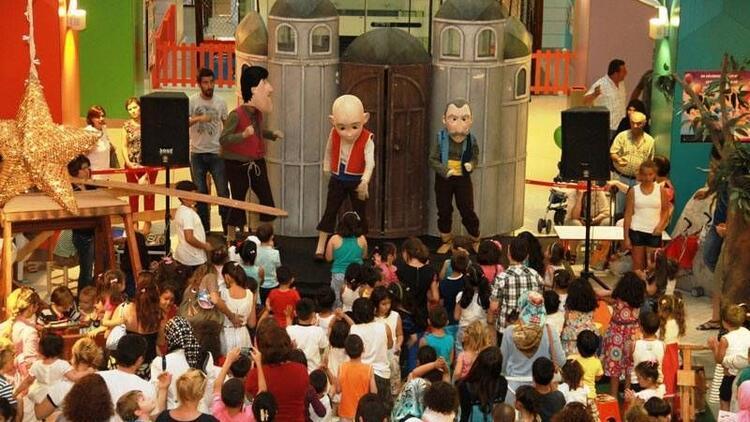 Masal kahramanı Keloğlan çocuklarla buluşuyor