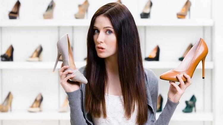Zehirli ayakkabıları nasıl anlarsınız?