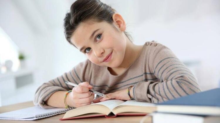 Çocuklar nasıl daha verimli ders çalışabilir?