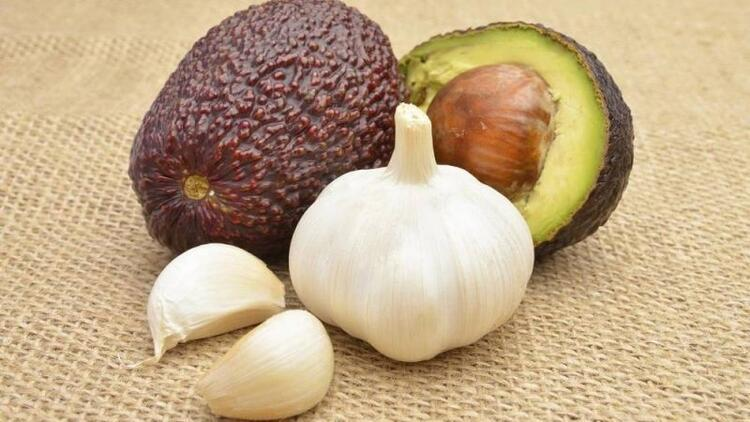 Sarımsak ve avokado ile enerjinizi kışın da koruyun!