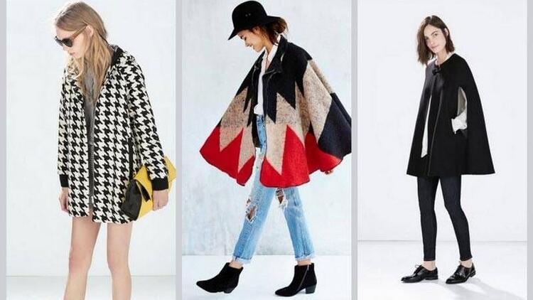 2015 pelerin ve panço modelleri