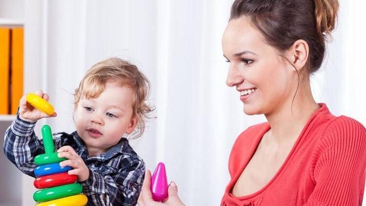 Çalışan annelere bakıcı desteği