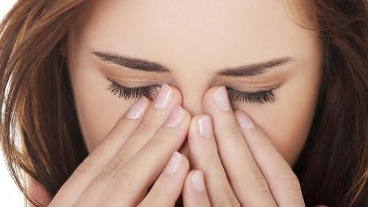 Gözünüzde batma ve yorgunluk hissi varsa dikkat!
