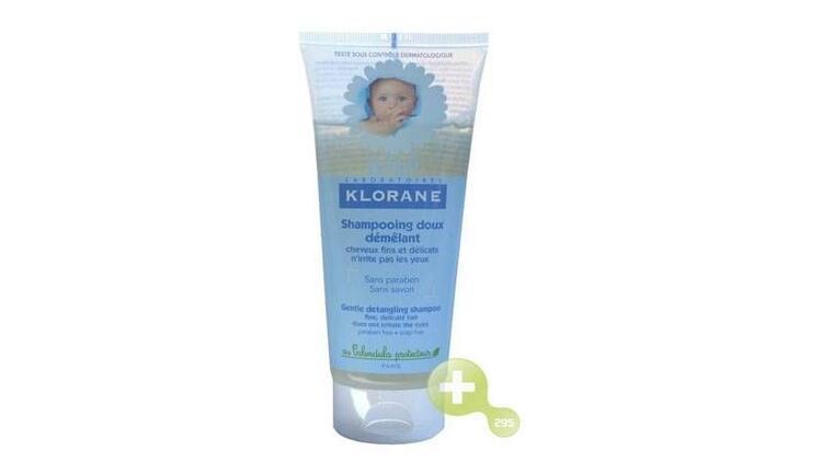 Yeni doğan bebeğinizin hassas cildine özel şampuan