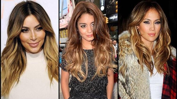 Son günlerin trendi: Ombreli saçlar